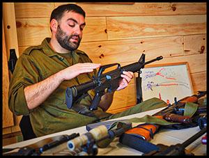 Cherev Gidon - Israeli Tactical Training Academy - RIFLE COURSES