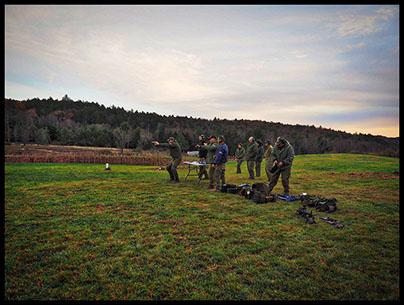 Cherev Gidon - Israeli Tactical Training Academy - CONTACT US