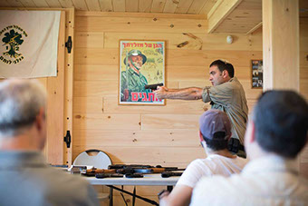 Cherev Gidon - Israeli Tactical Training Academy - PISTOL